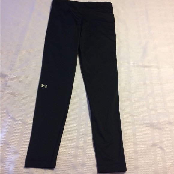 177df2350f53f3 Under Armour ColdGear Authentic Leggings size LG. M_5a613b15f9e501887710fc43